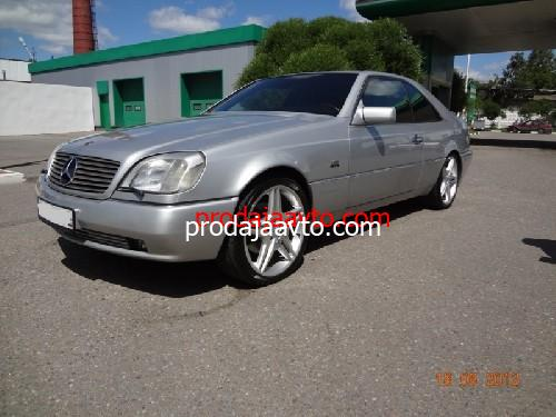 Mercedes-Benz CL500 1996