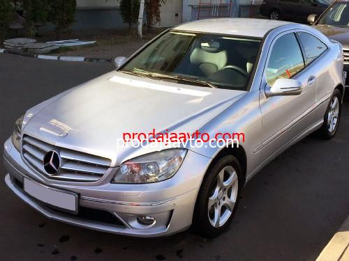 Mercedes-Benz CLC200 2009
