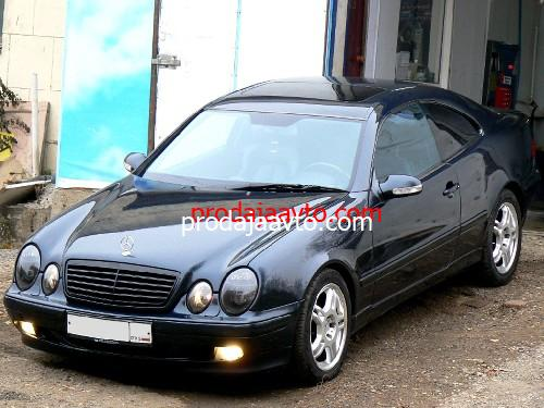 Mercedes-Benz CLK230 2000