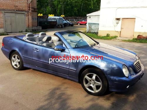 Mercedes-Benz CLK230