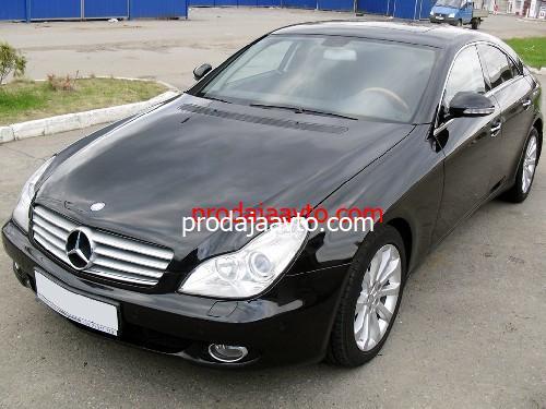 Mercedes-Benz CLS350 2006