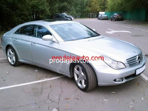 Mercedes-Benz CLS500 2005