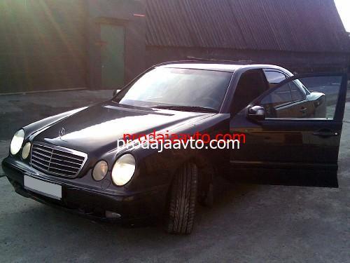 Mercedes-Benz E200 2001