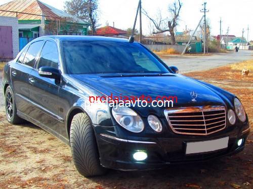 Mercedes-Benz E220 2004