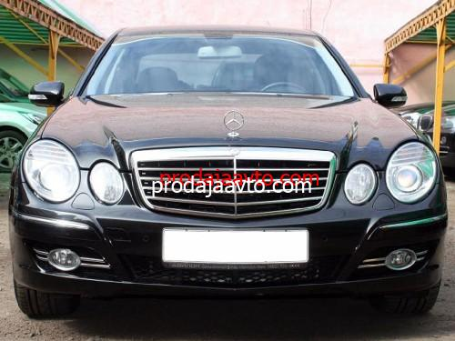 Mercedes-Benz E230 2007