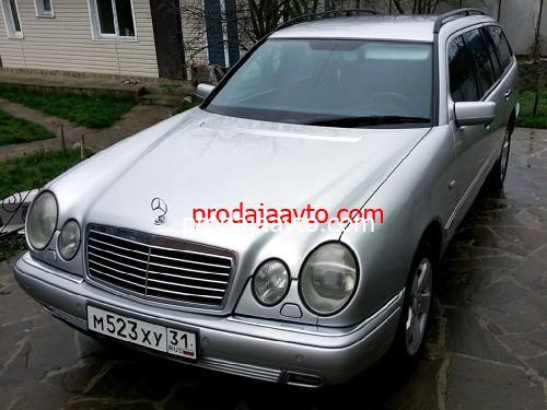 Mercedes-Benz E240 1999