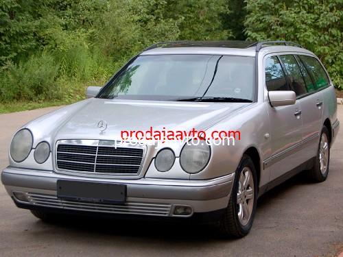 Mercedes-Benz E240 1998