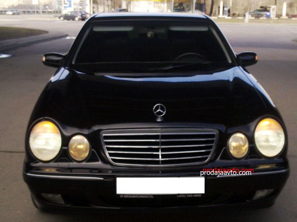 Mercedes-Benz E280 2001