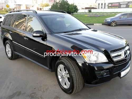 Mercedes-Benz GL320 2008