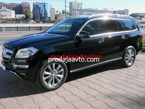 Mercedes-benz GL400 2013