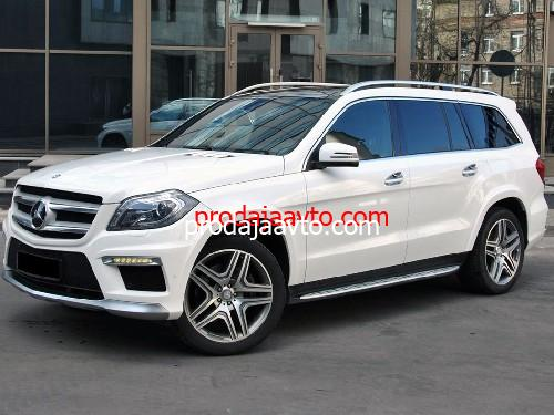 Mercedes-Benz GL400 2014