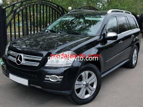 Mercedes-Benz GL450 2009