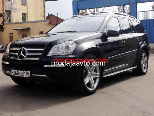 Mercedes-Benz GL500 2012