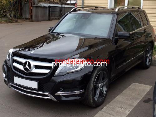 Mercedes-benz GLK220 2014
