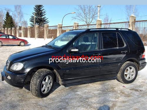 Mercedes-Benz ML270 2003