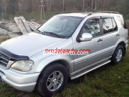 Mercedes-Benz ML270 2000