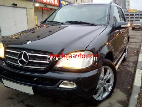 Mercedes-Benz ML270