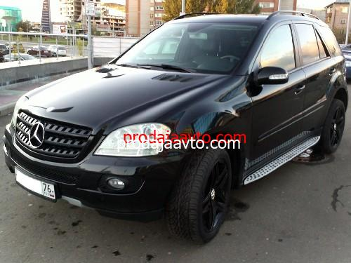 Mercedes-Benz ML320 2008