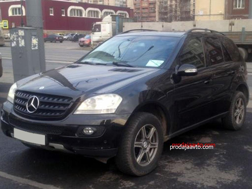 Mercedes-Benz ML320 2006