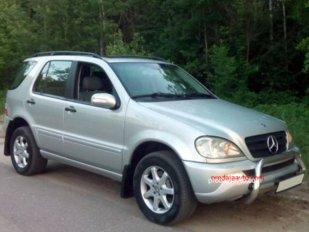 Mercedes-Benz ML320 2002