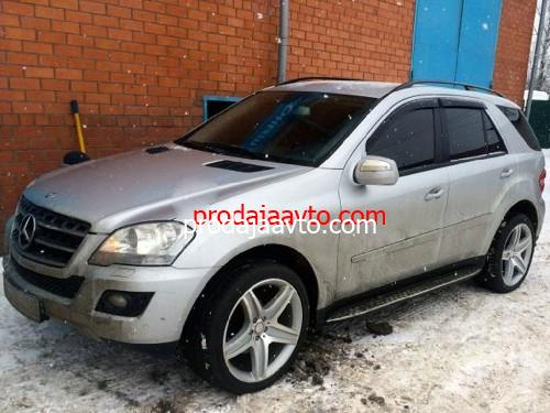 Mercedes-Benz ML320 2009