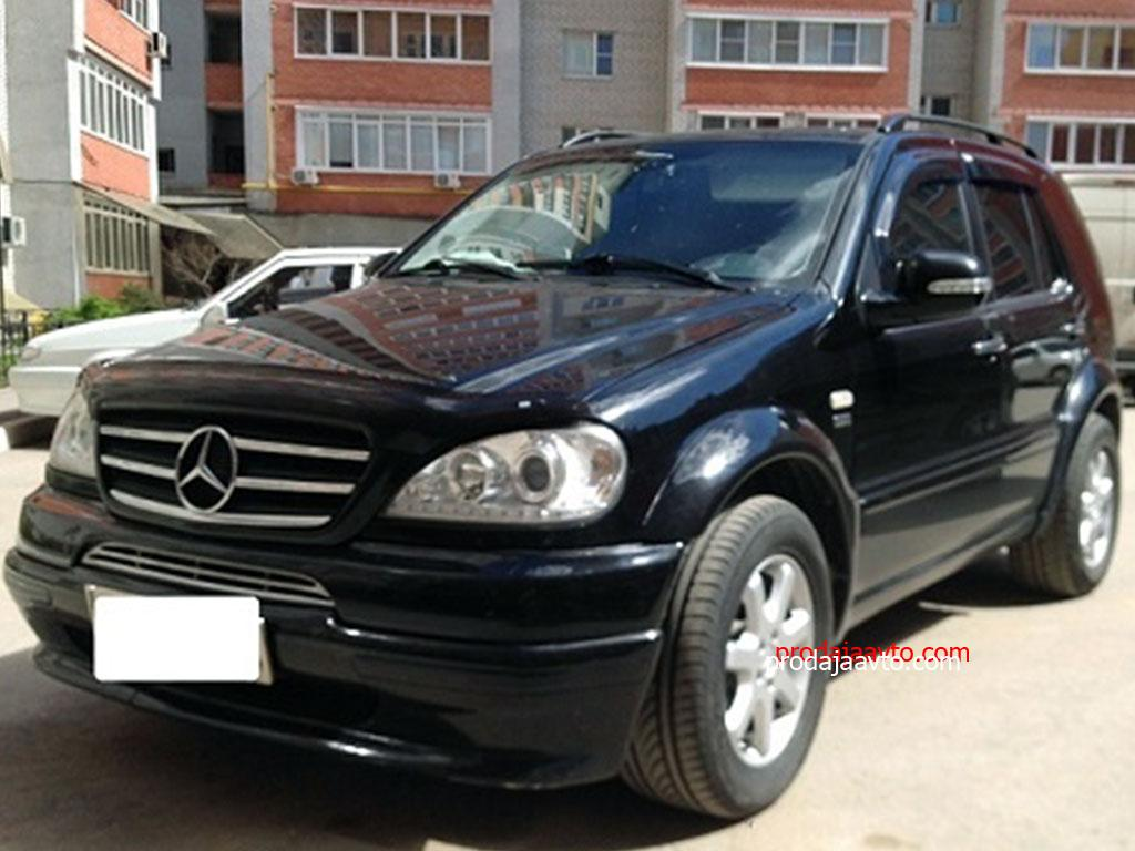 Mercedes-Benz ML320 1999