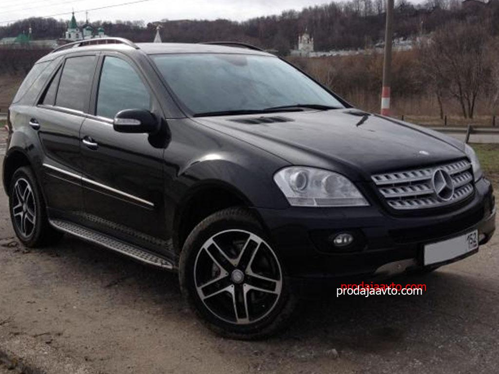 Mercedes-Benz ML320 2007
