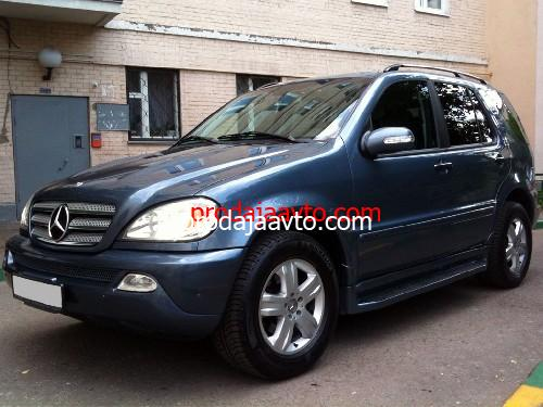 Mercedes-Benz ML350 2004