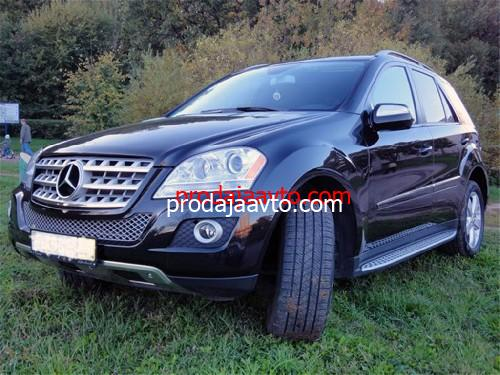 Mercedes-Benz ML350