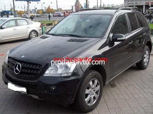 Mercedes-Benz ML350 2005