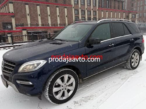 Mercedes-Benz ML350 2013