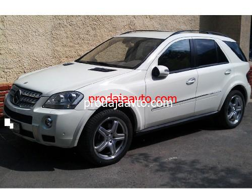Mercedes-Benz ML420 2008