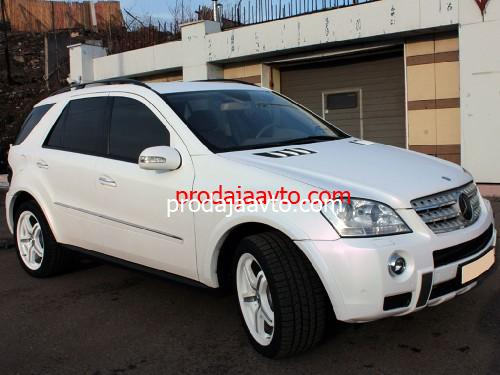 Mercedes-Benz ML420