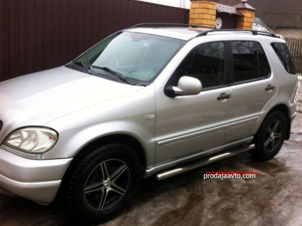 Mercedes-Benz ML430 2000