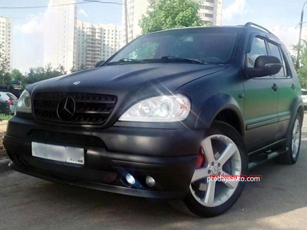 Mercedes-Benz ML55 2000