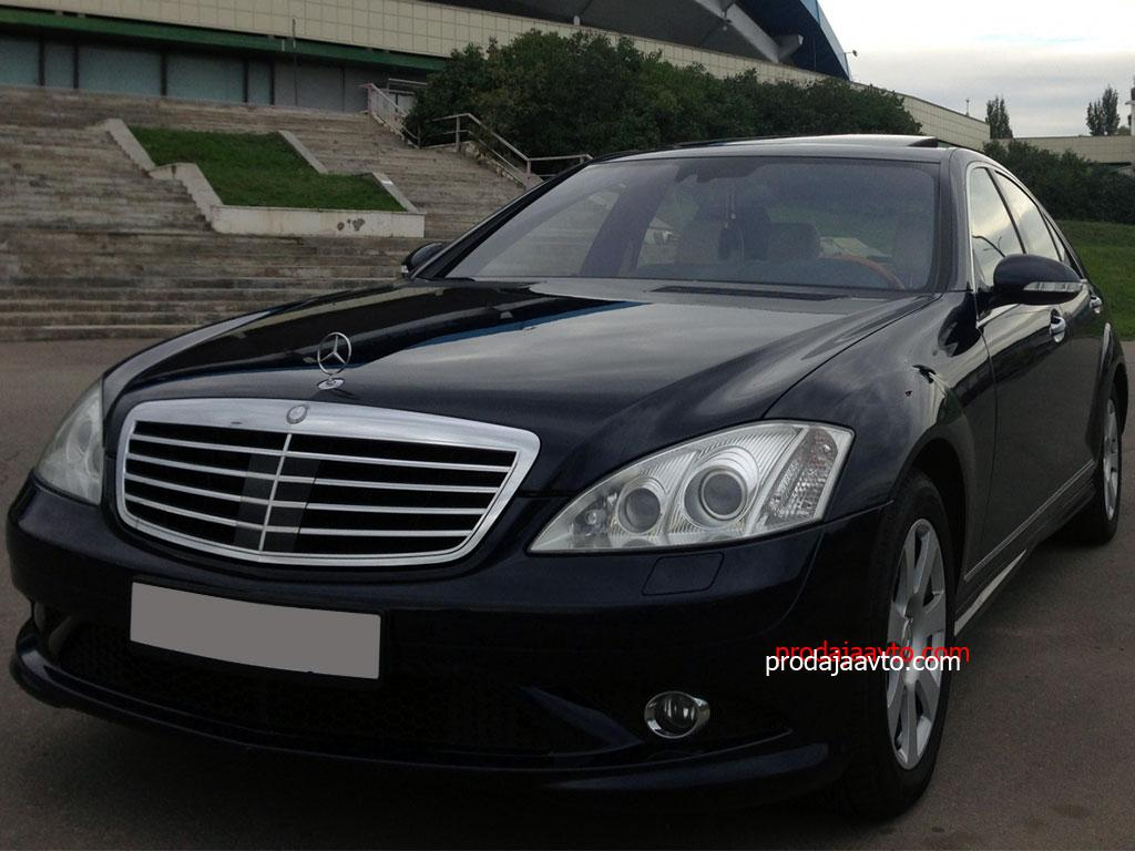 Mercedes benz s420 w211 2008 1300000 for Mercedes benz s420