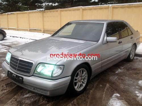 Mercedes-Benz S420 1995