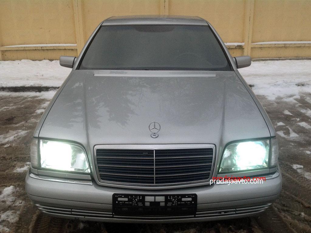 Mercedes-Benz S420