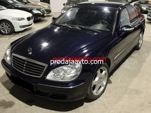 Mercedes-Benz S500 2003