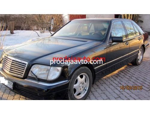 Mercedes-Benz S500 1998