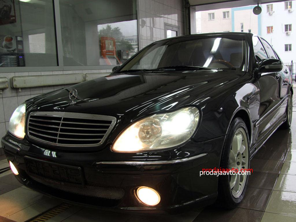 Mercedes-Benz S500 1999