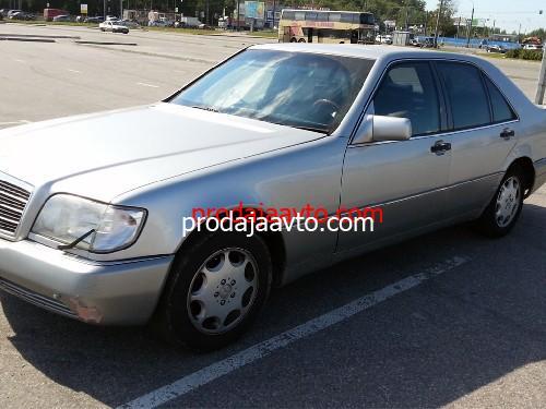 Mercedes-Benz S600 1994