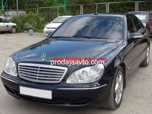 Mercedes-Benz S600 2003