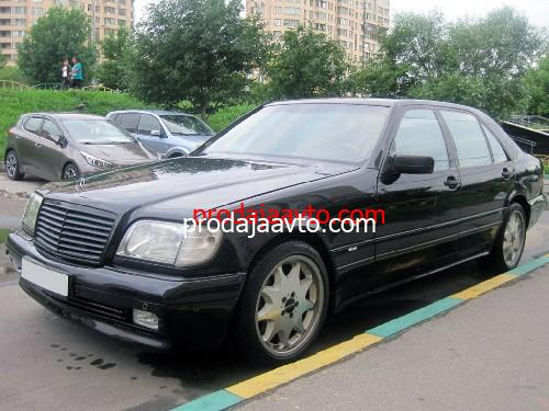Mercedes-Benz S600 1998