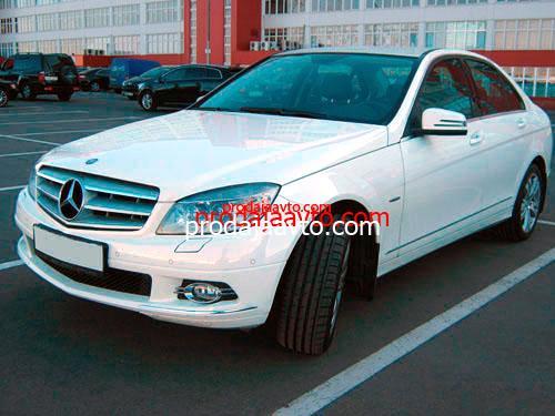Mercedes-Benz C200 2009