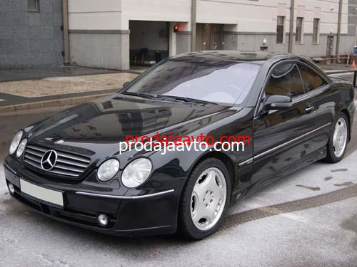 Mercedes-Benz CL500 2008