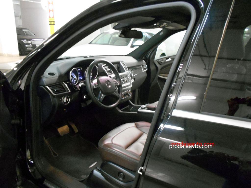 Mercedes-Benz GL350