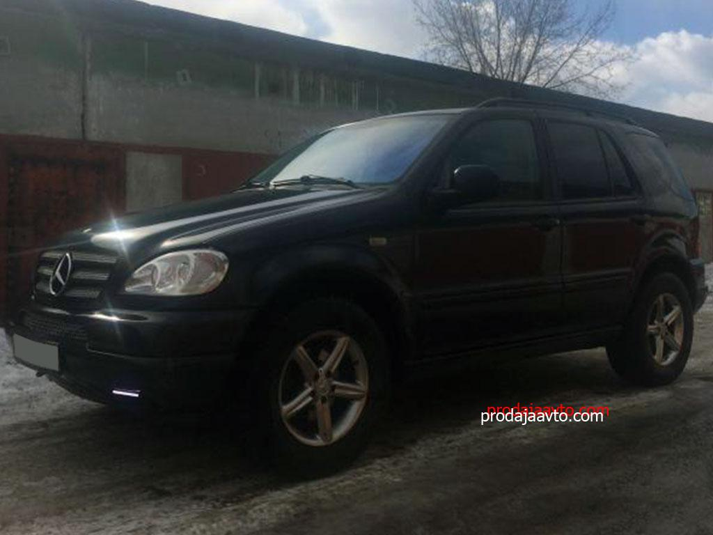 Mercedes-Benz ML230 1999