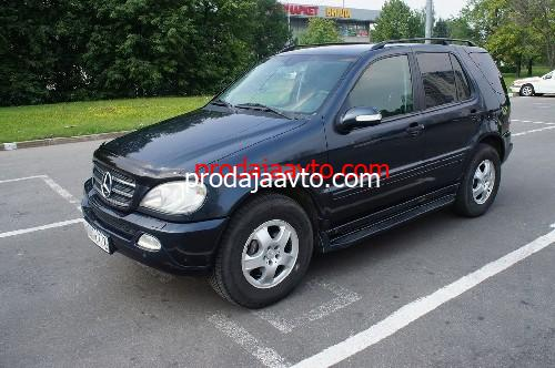 Mercedes-Benz ML270 2002