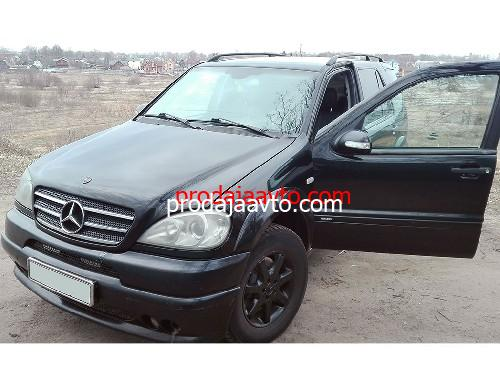 Mercedes-Benz ML430 2001